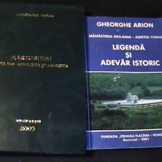GHEORGHE ARION-MARTURISIRI+MANASTIREA GRAJDENI-JUD. VASLUI-, Alta editura