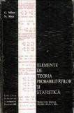 N. Micu, G. Mihoc - Elem de teoria probabilitatilor si statistica