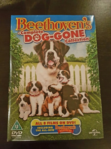 Filme Comedie Beethoven's Complete Dog-Gone Collection 1-8 [DVD] Noi