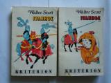 WALTER SCOTT IVANHOE vol. 1 si 2, in limba germana, Alta editura