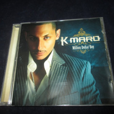 K marro - Milion Dollar Boy _ CD,album _ Warner ( Franta , 2005 )