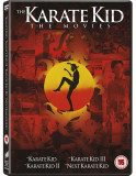 Filme Karate Kid 1-4 DVD Complete Collection, Engleza, independent productions