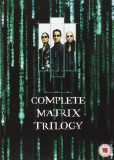 Filme Matrix 1-3 DVD Colectia Completa, Romana, independent productions