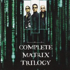 Filme Matrix 1-3 DVD Colectia Completa, Romana, independent productions