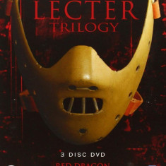 Filme Horror The Hannibal Lecter Trilogy [DVD] Box Set Complete Collection, Engleza, independent productions