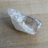 Specimen - cristal rulat de CUART  (C12), Naturala