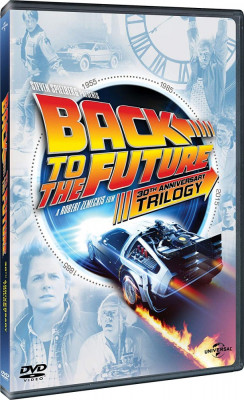 Filme Back To The Future 1-3 DVD Complete Collection foto