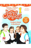 Happy Campers 1. Student's Book and Workbook - Angela Llanas