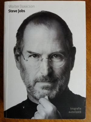 Steve Jobs - Walter Isaacson / R3P2S foto