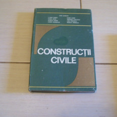 CONSTRUCTII CIVILE  DAN GHIOCEL