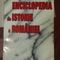 Enciclopedia de istorie a Romaniei/ I. Alexandrescu, I. Bulei, I. Mamina, s. a.