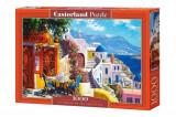 Puzzle Seara pe Marea Egee, 1000 piese, castorland