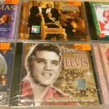 Vand CD-uri cu muzica de Craciun