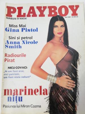 Revista Playboy 2000 mai foto