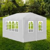 Pavilion pentru petreceri, 4 pereți laterali, 3 x 4