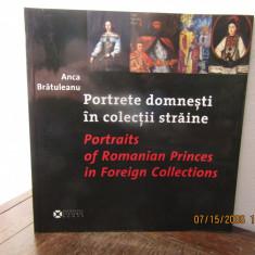 PORTRETE DOMNESTI IN COLECTII STRAINE- ANCA BRATULEANU
