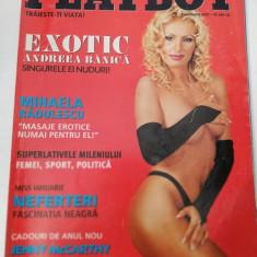 Revista Playboy 2001 ianuarie