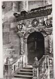 Bnk cp Alba Iulia - Detaliu din catedrala romano-catolica - necirculata, Printata