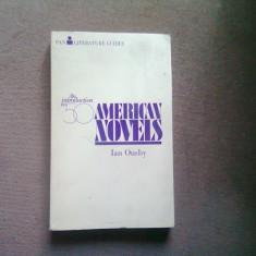 AN INTRODUCTION TO 50 AMERICAN NOVELS - IAN OUSBY (introducere la 50 de romane americane)