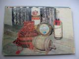 Carte postala / vedere-lot 5 buc - Cotnari, Tarnave, Cotesti, Murfatlar, anii 80, Printata, Romania de la 1950