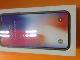 IPhone X Negru, 64GB, 3 GB, Apple