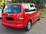 Volkswagen touran an 2005 luna8 motor 1,9 tdi, Motorina/Diesel, VAN