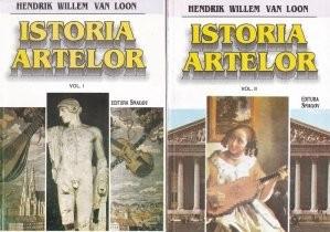 Istoria artelor Hendrik Willem van Loon foto