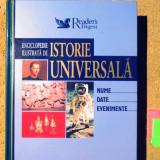 Enciclopedie ilustrata de istorie universala (Reader's Digest), noua