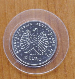 Germania 2013 , moneda 10 euro din argint , 925 ; 18 grame ; diametru : 32,5 mm, Europa