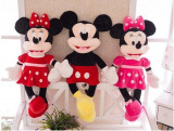 Set Minnie si Mickey Mouse plus 55cm, Generic