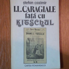 I.L. CARAGIALE FATA CE KITSCHUL DE STEFAN CAZIMIR , 1988