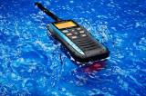 VHF portabil ICOM IC-M25 Euro Marine Blue