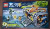 Lego Nexo Knights 72006 Arsenalul mobil al lui Axl - Original, nou, sigilat