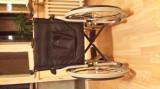 Scaun cu rotile standard GM-4200 latimi sezut 38-50 cm