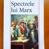 JACQUES DERRIDA - Spectrele lui Marx (Polirom, 1999), exemplar ca nou
