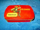 Colombo Vander Elst-Cutie tigarete metalica veche de colectie anii 1920-40.