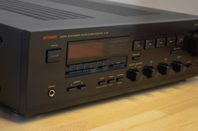 Amplificator Luxman R-341 foto