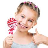 Elastice de Păr Lollipop (pachet de 24)