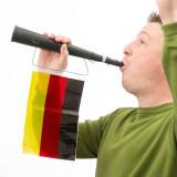 Trompetă Steagul Germaniei