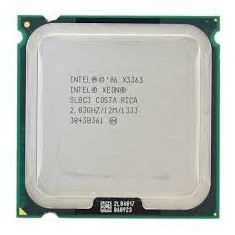 CPU Procesor PC Intel Xeon Quad X3363 2.83/1333/12MB/80W LGA 775 E5440 Q9550 X45, Intel Quad, 4