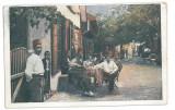 2188 - ADA-KALEH, Romania, Bazar - old postcard - used - 1914, Circulata, Printata