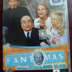 Fantomas versus Scotland Yard, DVD, Romana