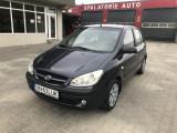Autoturism Hyundai Getz 1.1, benzina, 2007, AC, anvelope noi, Primul Proprietar, Gri