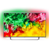 "Smart TV Philips 50PUS6753 50"" 4K Ultra HD LED WIFI Argintiu"