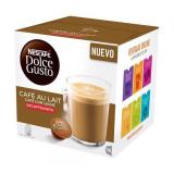 Capsule de Cafea cu Pungă Nescafé Dolce Gusto 97934 Café Au Lait (16 uds) Decafeinizat