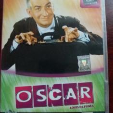 Oscar - Louis de Funes, DVD, Romana