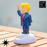 Mr. Trump Solar cu Mișcare Gadget and Gifts