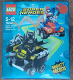 Lego 76092 - Batman vs Harley Quinn (DC Superheroes) Mighty Micros- nou, sigilat