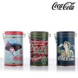 Cutie Metalică Retro Coca-Cola
