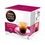 Capsule de Cafea cu Pungă Nescafé Dolce Gusto 60658 Espresso Decaffeinato (16 uds)